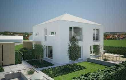 Gestalten Sie Ihre eigene moderne Stadtvilla
