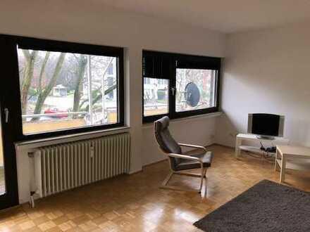 Möbliertes Apartment in Bonn-Beuel Zentrum, ab sofort - Provisionsfrei