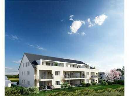 """RE/MAX - Neues Wohnen an der """"Alten Dettinger Strasse"""" - Terrasse und Garten mit 4-Zimmer-Wohnun"""