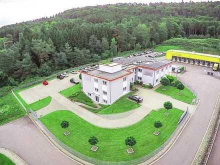 Modernes Bürogebäude in bester Gewerbelage von Kirkel-Limbach