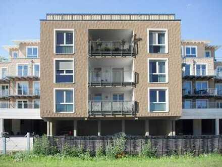 Moderne gehobene barrierefreie Wohnung