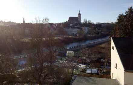 Mehrfamilienhaus mit herrlichem Blick auf´s Stadtzentrum von Penig