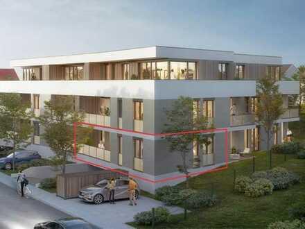 Südwestwohnung - Neubau - TOP-Grundriss **VERKAUFSSTART**