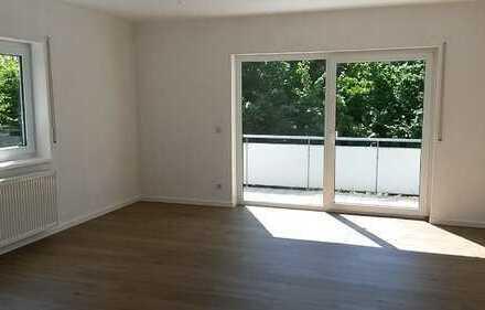 Helle und schöne 4-Zimmer-Wohnung mit Balkon