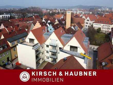 NEUBAU-ERSTBEZUG! Top Dachwohnung mit Studio und Terrasse XL, Neumarkt - Hallertorstraße