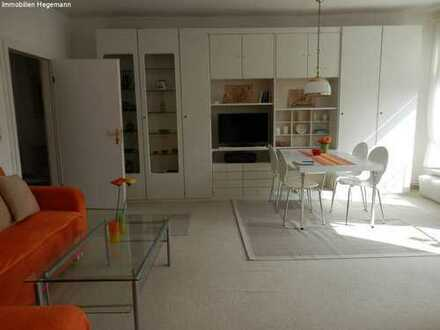 Möblierte 3-Zimmer-Wohnung mit Balkon in zentraler Lage zu vermieten!