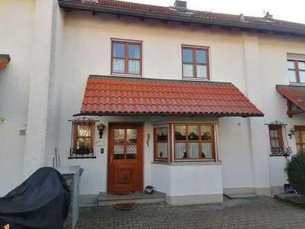 Interessantes Reihenmittelhaus in Dillingen