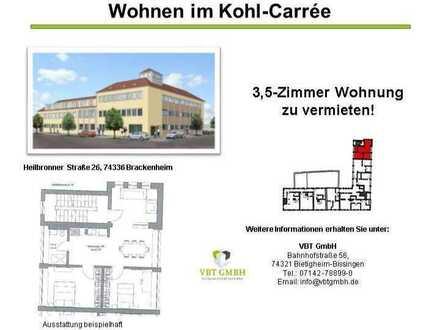 Helle 3,5-Zimmer Wohnung (Nr. 1.09 A)