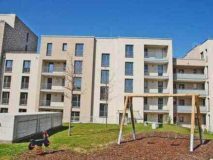 6034 - Moderne 2-Zimmerwohnung mit Loggia im Bahnstadt-Carré!