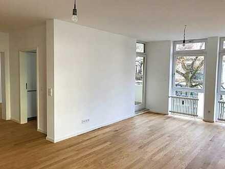 Sonnige, luxuriös sanierte Wohnung mit Balkon und TG in Bestlage Bogenhausen - Herzogpark