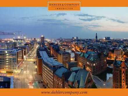 Sensationelle 2-Zimmer-Wohnung mit Blick auf den Magdeburger Hafen