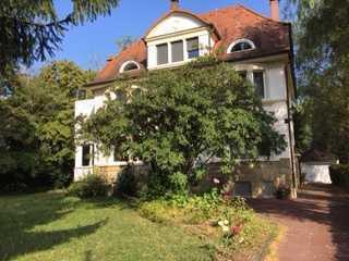 Gründerzeitvilla mit Wintergarten