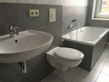 EG- Wohnung mit 2 WC 's