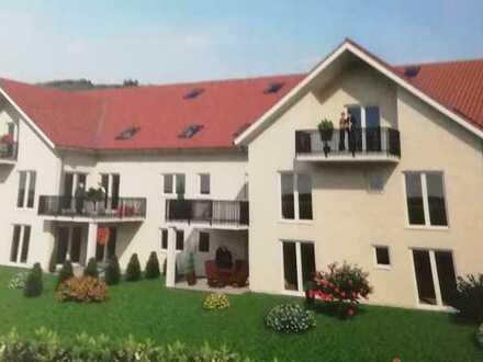 Schöne 2 ZKB Wohnung im Obergeschoss - Bingen am Rhein (Büdesheim)