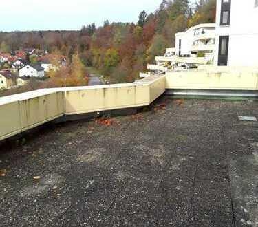 4-Zimmer-Terrassenwohnung – luxuriös wohnen bis ins hohe Alter