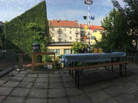 Studentenzimmer Maxvorstadt