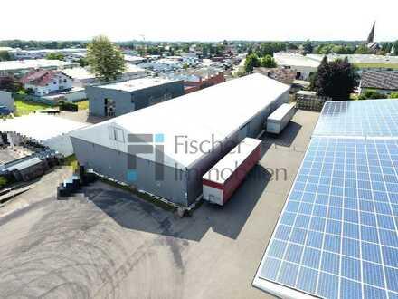 Freifläche mit 1.300m² im Industriegebiet in Bühl in unmittelbarer Nähe zur Autobahn A5