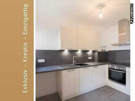 Erstbezug: Exklusive 2-Zi. Wohnungen mit EBK, in Uni-Nähe
