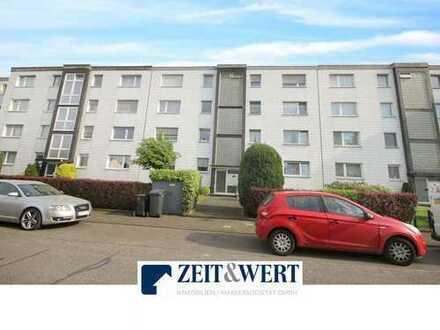 Kerpen-Sindorf! Topp sanierte 3-Zimmer-Wohnung mit Südbalkon in Ruhiglage! (MB 3967)