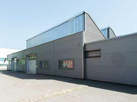 Halle f. Lager/Produktion/Handel 1041qm provisionsfrei Gewerbegebiet Dachau/Ost