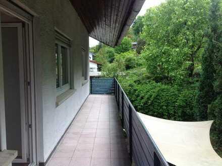 3,5-Zimmer-DG-Wohnung mit Balkon in Mosbach