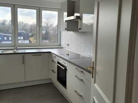 Vollständig renovierte 3-Zimmer-Wohnung mit neuer Einbauküche in Simmern