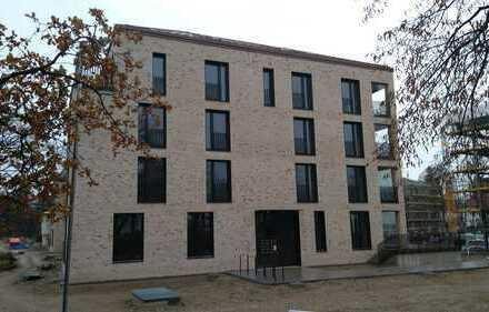 3-Zimmer-Wohnung Haar - Erstbezug, EBK, 2 Bäder, Balkon, TG