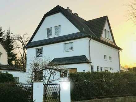 Großzügiges Haus, freistehend mit Altbaucharme ANFRAGESTOP