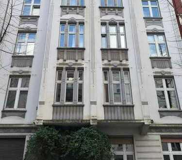 Maisonette-Wohnung mit Dachterrasse in Jugendstilhaus provisionsfrei, bezugsfrei ab 1.12.19
