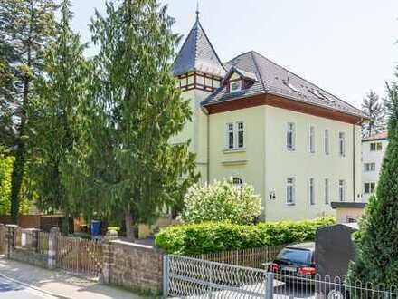 Schöne, große 3-Zimmer-Whg. über 2 Etagen in Traumlage an der Heide -mit 360Grad Besichtigung-