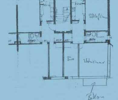 Sanierte 3-Zimmer-Wohnung mit Balkon und Einbauküche in Tonndorf, Hamburg