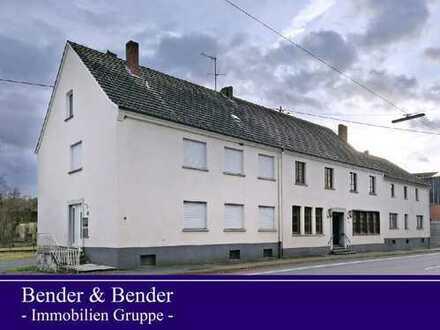 Wohn- und Geschäftshaus nähe Altenkirchen auf großem Grundstück!