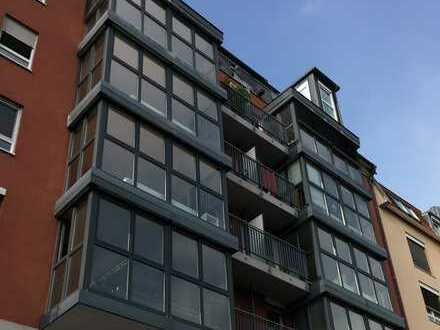 Neubau: Terrassenwohnung + FuboHeizung + Stellplatz