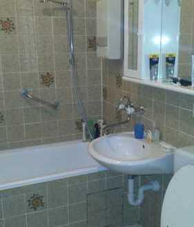 2 mobilierte zimmer wohnung mit separat küche und badezimmer mit badewanne nur an pendler