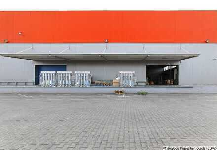Im Alleinauftrag | ca. 3.900 qm Lager- / Produktionshalle | Miete / Kau