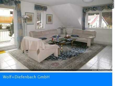 !!! Luxuriöse 5,5 Zimmer Maisonette Wohnung in Bad Herrenalb !!!