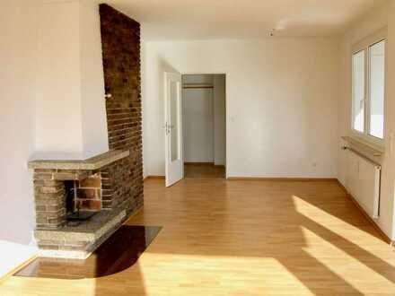 Penthouse Wohnung in Eversten mit Kamin und Garage