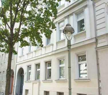 Bauhaus-Style 3 bis 4-Zi.-Garten-WHG m. Balkon & Aufdach-Terrasse ins Grüne - Aufzug in die Einheit