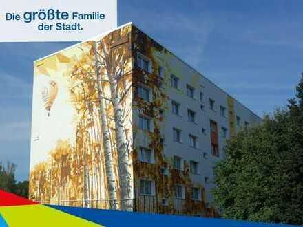!Familien aufgepasst! schöne 4 Raumwohnung Am Harthwald