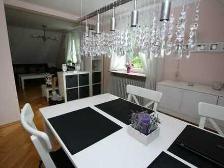 Gepflegte 3,5-Zimmer-DG-Wohnung in Pfungstadt
