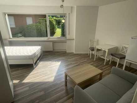 Kleines Apartment in Georgsmarienhütte mit Terasse / frisch renoviert