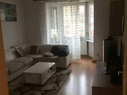 Gepflegte 2,5-Zimmer-Wohnung mit Einbauküche in Pforzheim