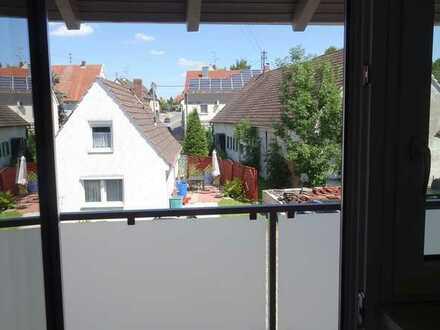 sanierte 4 ZK2Bäder, Balkon Diedorf-West