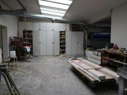 Top Werkstatt mit modernem Wohnhaus sucht Nachfolger