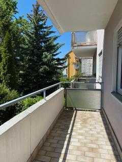 Großzügige Wohnung mit Balkon in gepflegten Mehrfamilienhaus!