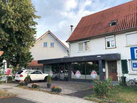 *Wohn- & Geschäftshaus in Top-Lage Ergenzingens zu verkaufen*