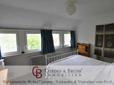 schöne 3-Zimmer DG Whg. in Schwachhausen