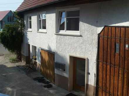 Helle 2,5 Zimmerwohnug im St. Johanner Ortsteil Ohnastetten