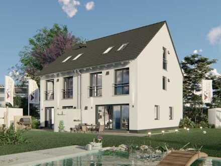 Pendler aufgepasst!!! Ihre Doppelhaushälfte in Lengenfeld - direkt vor den Toren Landsbergs!