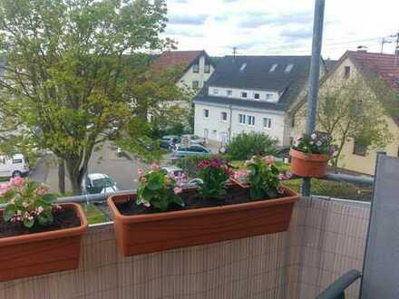 Attraktive 3,5-Zimmer-Wohnung mit Balkon in Leinfelden-Echterdingen Musberg